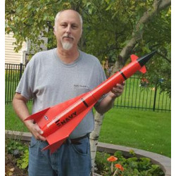 Wildman Rocketry JAYHAWK...