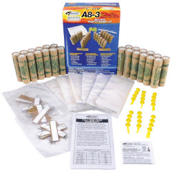 Estes A8-3 ENGINE BULK PACK