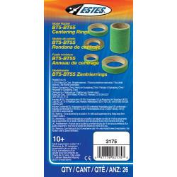 Estes BT5 - BT55 Centering Rings