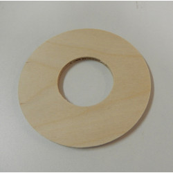 PML 3.9 Plywood centering ring