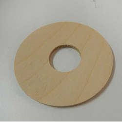 PML 6.0 Plywood centering ring