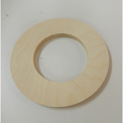 PML Plywood centering ring...