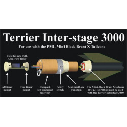 Terrier Interstage Coupler