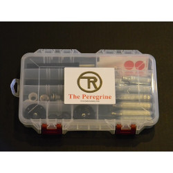 TINDER ROCKETRY Exhaustless Peregrine 8 & 12g Kit