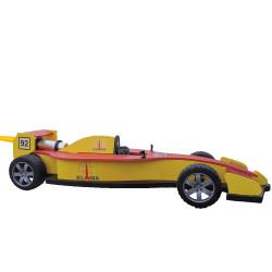 Klima Formel-R raketten-auto