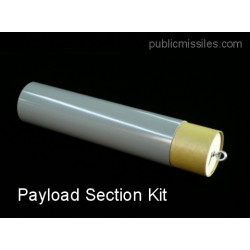 PML Quantum payload tube 3.9 inch