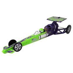 Estes Blurzz Rocket-powered Dragster green