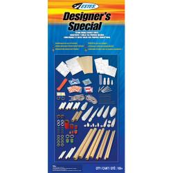 ESTES Designer's special rocket parts EST1980