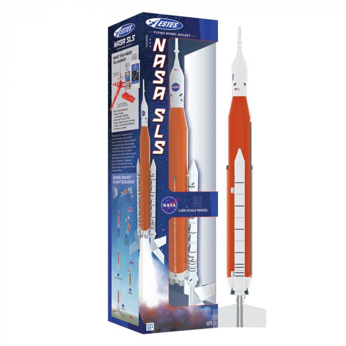 ESTES NASA SLS