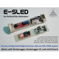 ELECTRONICS BOARD E-SLED