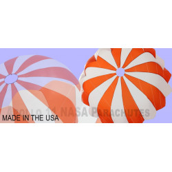 Apollo 11 NASA Parachute 4FT.